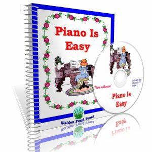 Piano Is Easy is the best way to get kids engaged and interested in the piano.